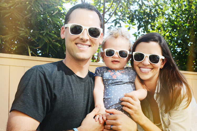 Designer Baby Sunglasses from RoShamBo Baby