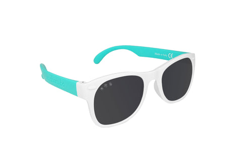 90210 mint & white junior shades