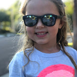 bueller black junior shades