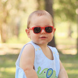 mcfly red baby shades - ro•sham•bo baby sunglasses