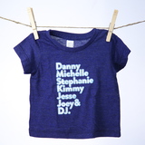 full house baby shirt - ro•sham•bo baby sunglasses