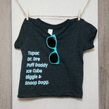 mo' $ mo' problems baby shirt - ro•sham•bo baby - sunglasses - kids sunglasses - baby sunglasses - 2