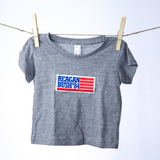 reagan bush '84 baby shirt - ro•sham•bo baby sunglasses