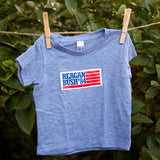 reagan bush '84 baby shirt - ro•sham•bo baby - sunglasses - kids sunglasses - baby sunglasses - 3