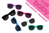 BABY | 6-Pack of Best Sellers (Standard Lens) - ro•sham•bo baby sunglasses