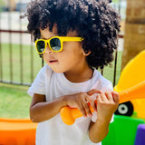 simpsons yellow toddler shades