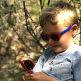 Mario red & blue toddler shades