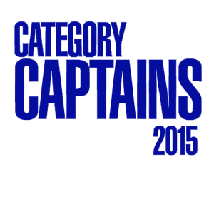 Category Captains 2015