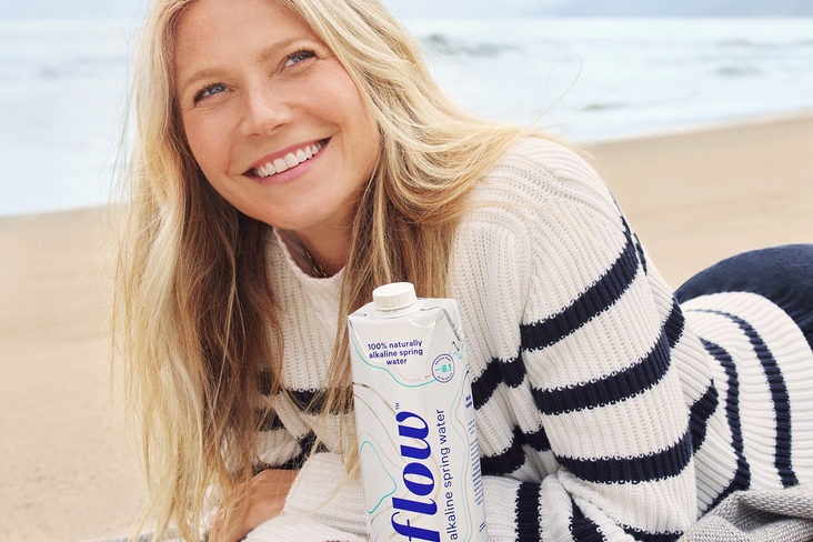 Gwyneth Paltrow: Super Natural