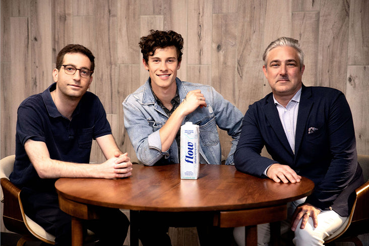 Shawn Mendes: The Water You Drink Matters