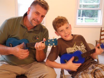 More Family Fun with the Ukulele