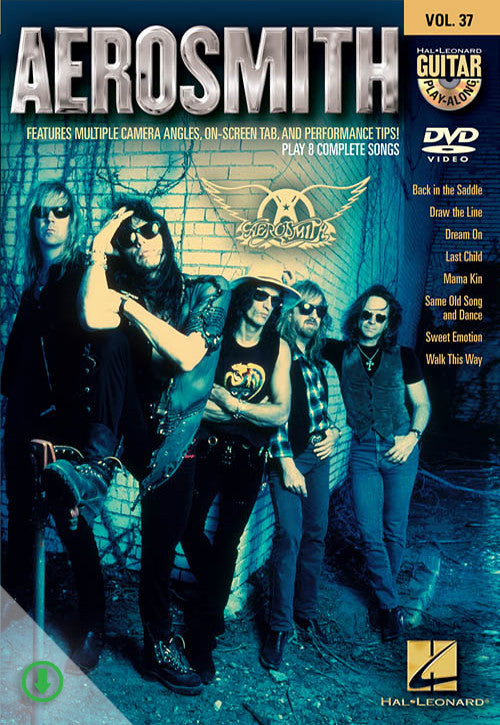 Aerosmith: Vol. 37