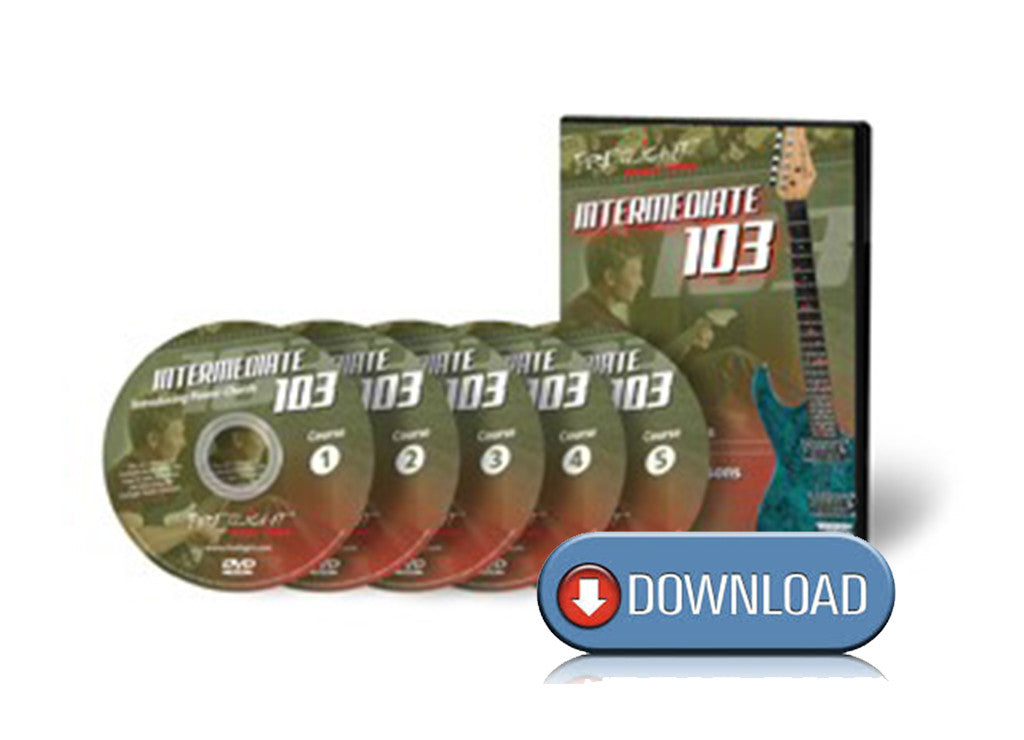 Intermediate 103 Complete Course Set