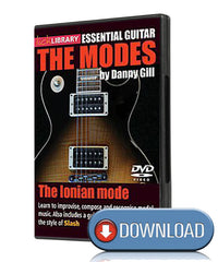 The Modes: Ionian (Slash)