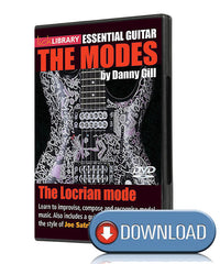 The Modes: Locrian (Joe Satriani)