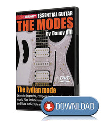 The Modes: Lydian (Steve Vai)