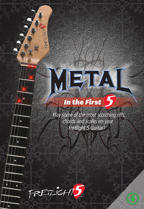 Metal in the First 5
