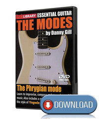 The Modes: Phrygian (Yngwie Malmsteen)