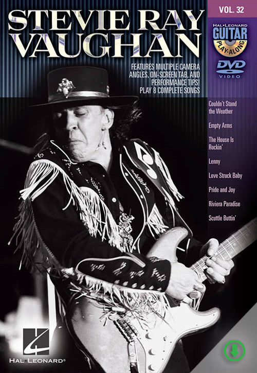 Stevie Ray Vaughan: Vol. 32