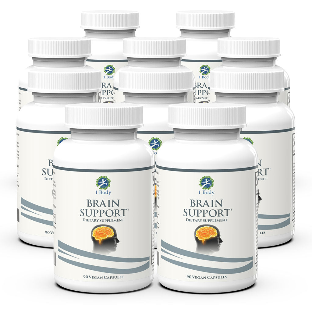 Brain Support - 10X Bundle