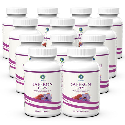Saffron Extract ~ 12X Bundle