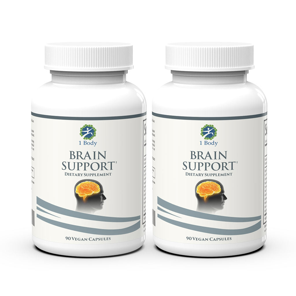 Brain Support - 2X Bundle