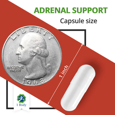 Adrenal Support - 25% OFF - Sub