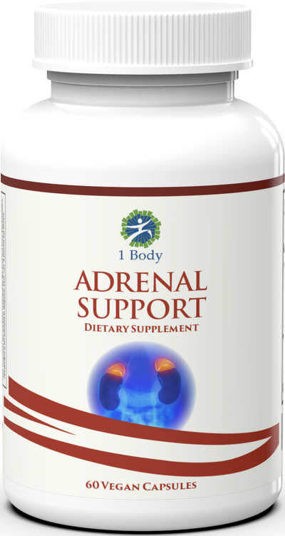 Adrenal Support ~ 2X bundle