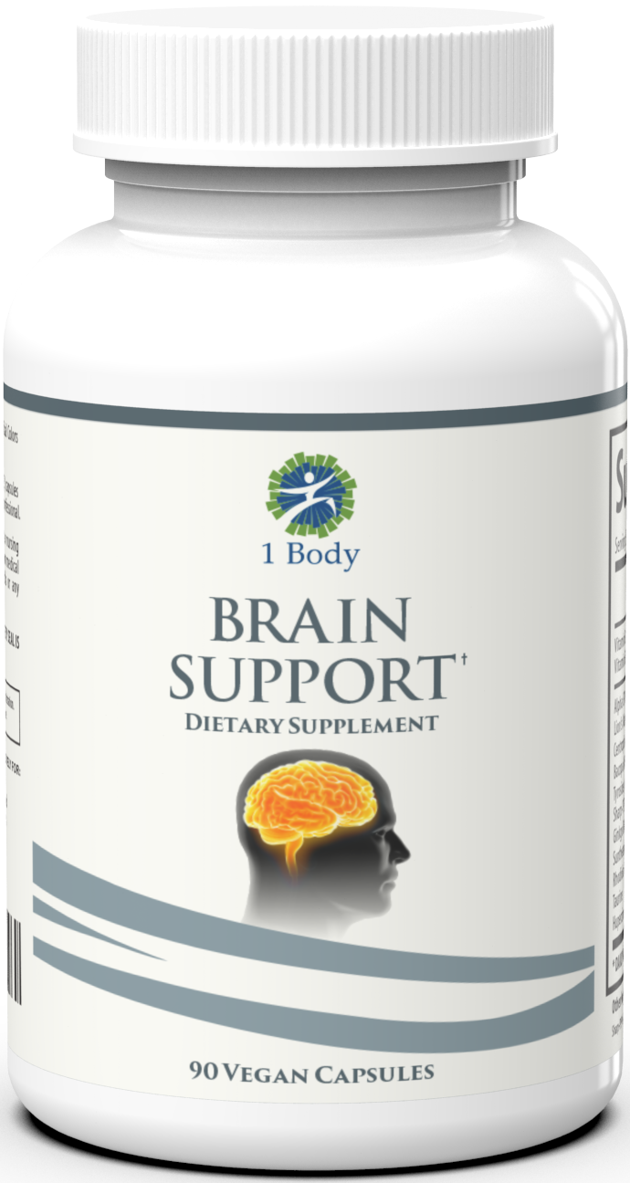 Brain Support - 25% OFF - Sub