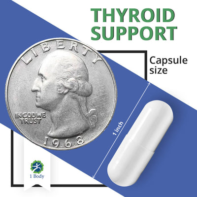 Thyroid Support -10% OFF - Subscription