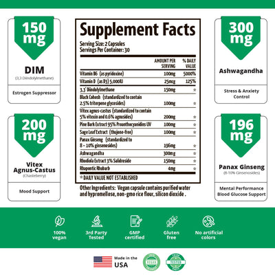 DIM Supplement - 25% OFF - Sub
