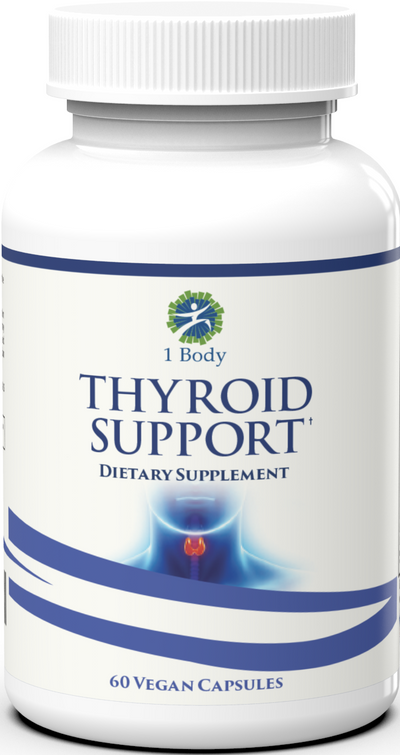 Thyroid Support - 25% OFF - Sub