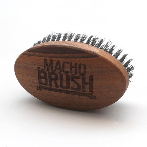 Cepillo para Barba Military (Macho Military Brush)