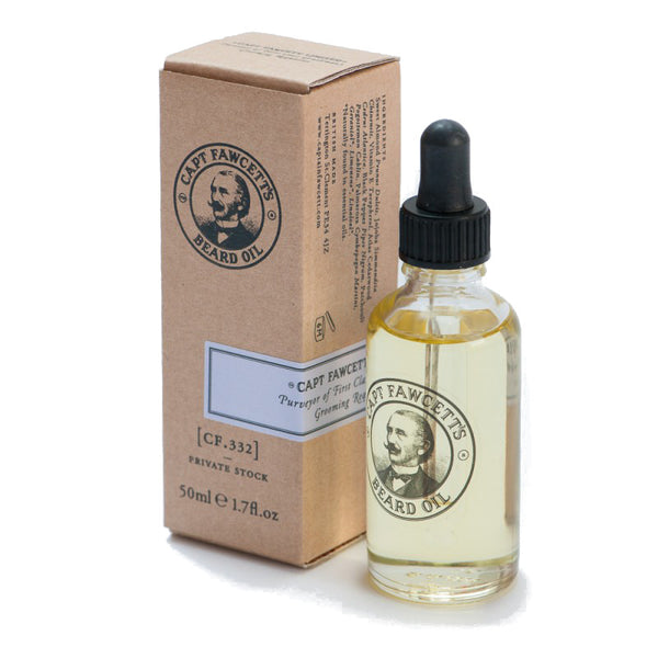Aceite para Barba Captain Fawcett 50ml