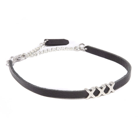 xxx, choker, bondage, black leather choker, valentine's day, perfect gift, girlfriend, wife, choker