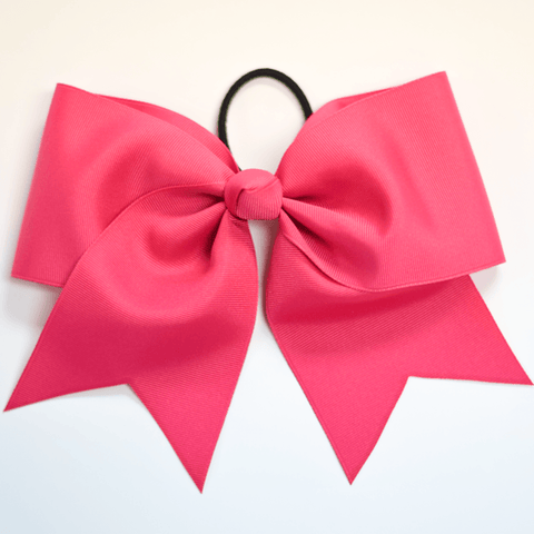 The Essential Hot Pink Bow