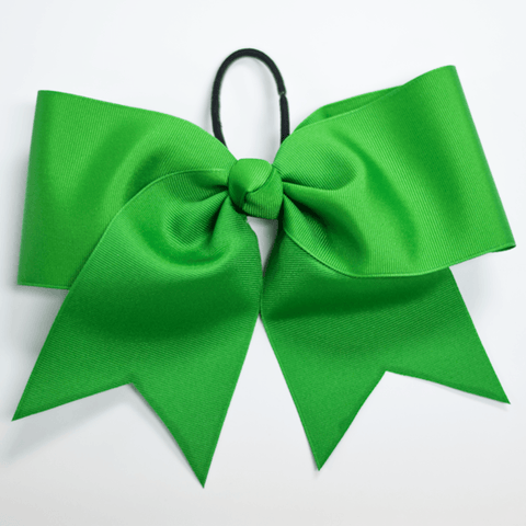 The Essential Kelly Green Bow