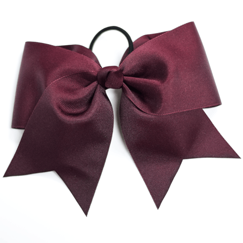 The Essential Maroon Bow