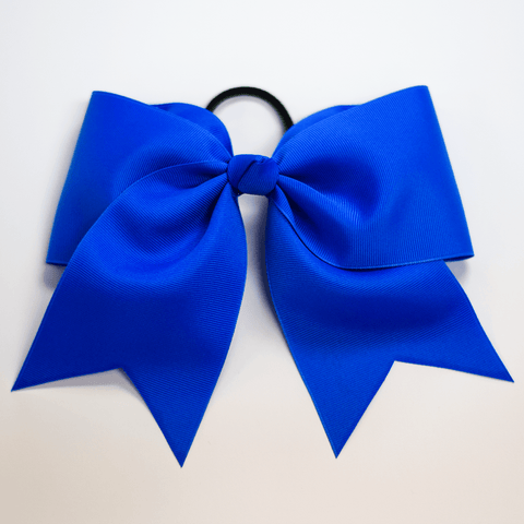 The Essential Neon Royal Bow