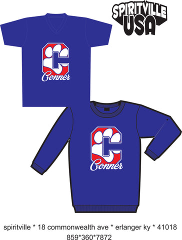 C FOR CONNER ROYAL APPAREL