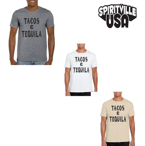 TACO AND TEQUILA T'S