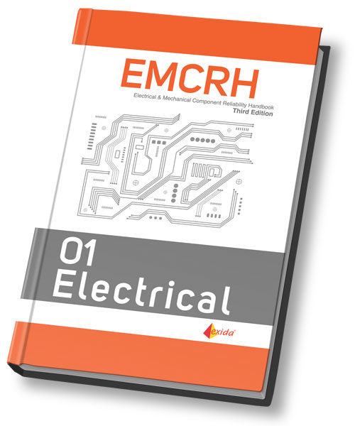 Electrical & Mechanical Component Reliability Handbook - 3rd Edition