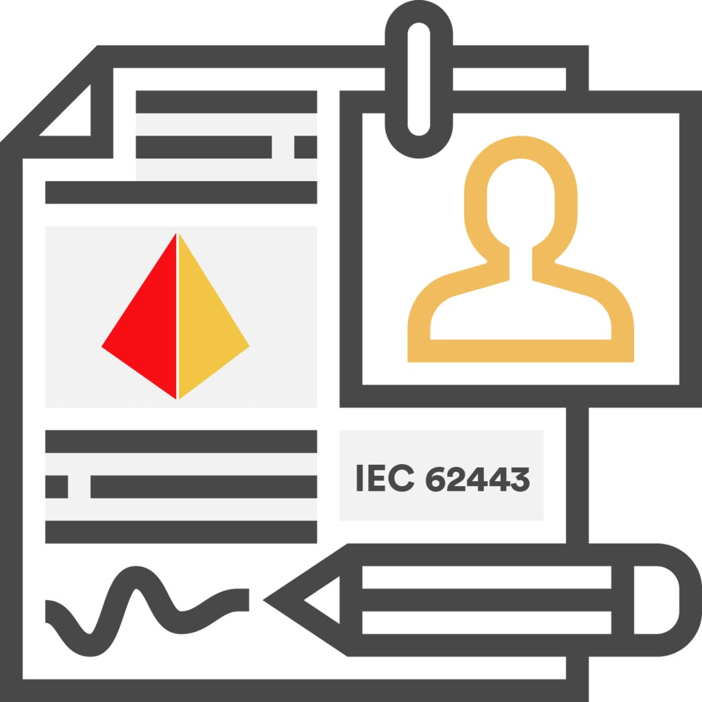IEC 62443 End User Template Bundle: All Templates