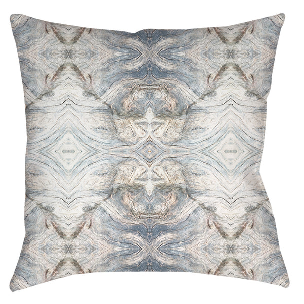 101814 Blue Pillow Cover