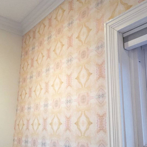10516 Shell Pink B Wallcovering