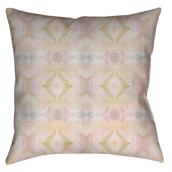 10516 Shell Pink Pillow Cover