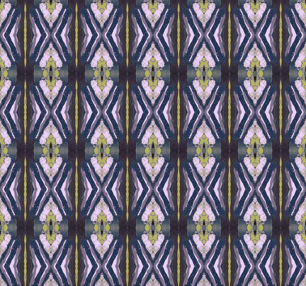 125-2 Navy Chartreuse Eco-Friendly Type II Wallcovering