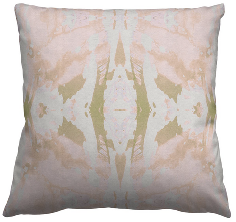 125-5 Pink Pillow Cover