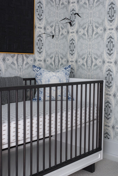 125-5 Grey Ivory A Standard Wallcovering