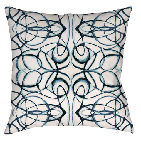 1515 Blue Sapphire Pillow Cover
